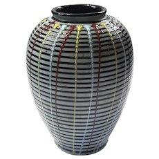 Mid-Century Modern Art Pottery Vase