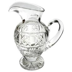 Waterford Crystal Romance Of Ireland Pitcher