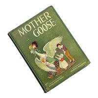 Mother Goose The Volland Edition, 1915