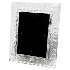 Shannon Crystal Picture Frame