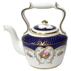 Spode Porcelain Teapot