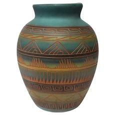 Navajo Pottery Vase