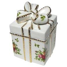 Royal Albert Old Country Roses Gift Box