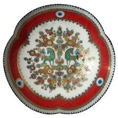 Vintage Austrian Enamel Bowl