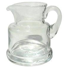 Simon Pearce Studio Glass Pitcher