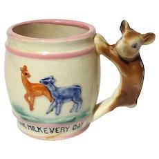 Vintage Drink Milk Every Day Child's Mug