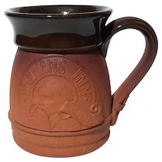 Fulham Pottery Dickens Inn Mug By David Burch