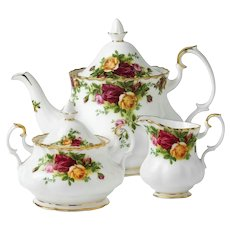 Royal Albert Old Country Roses Tea Set