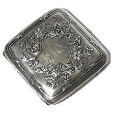 Vintage Sterling Silver Case