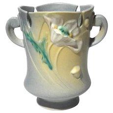 Roseville Pottery Poppy Vase Number 869