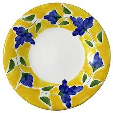 Set Of Four Dansk St. Tropez Salad Plates