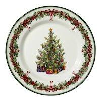 Holiday Celebrations Salad Plate By CHRISTOPHER RADKO