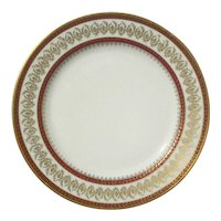 Antique Haviland Limoges Porcelain Plate