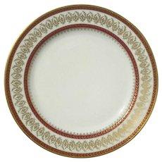 Antique Haviland Limoges Porcelain Plate