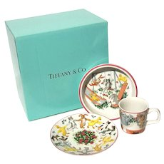 Tiffany & Co Playground Child's Set