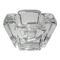 Orrefors Crystal Votive Holder