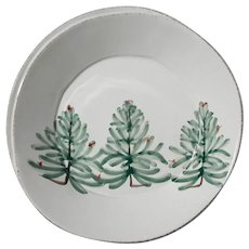Vietri Italian Pottery Lastra Holiday Pasta Bowl