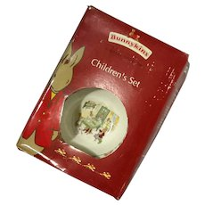 Royal Doulton Bunnykins Porcelain Child's Set