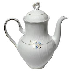 Winterling Bavaria Germany Porcelain Teapot