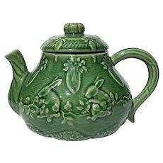 Bordallo Pinheiro Rabbit Teapot