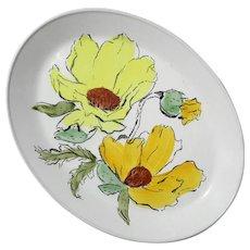 Johnson Brothers Sierra Floral Platter
