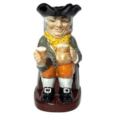 Royal Doulton Happy John Toby Jug