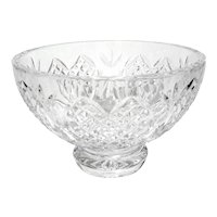 Waterford Crystal Wedding Heirloom Collection Bowl
