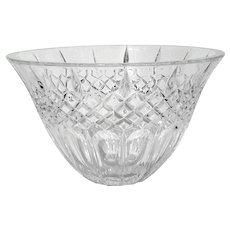 Marquis By Waterford Shelton Collection Crystal Bowl