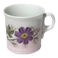 Antique German Porcelain Baby Cup