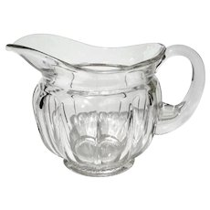 Vintage Heisey Glass Pitcher