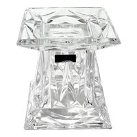 Marquis By Waterford Crystal Pillar Candle Holder
