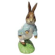 Royal Doulton 1948 Beatrix Potter Peter Rabbit