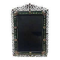 Olivia Riegel Jeweled Picture Frame