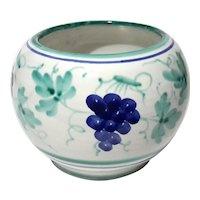 Vietri Italian Faience Pottery Bowl