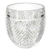 Ralph Lauren Herringbone Roly Poly Glass