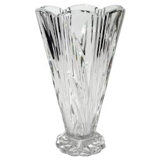 Marquis By Waterford Crystal Large Festival Vase