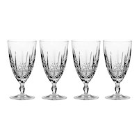 Marquis By Waterford Crystal Sparkle Iced Beverage Glasses