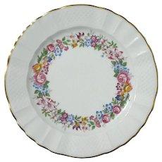 Set Of Ten French Limoges Porcelain Desert Plates