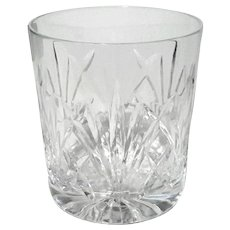 Marquis By Waterford Crystal Double Old Fashioned Glass