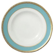 Fifth Avenue Bread Plate By Royal Crown Derby