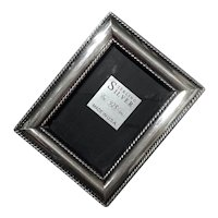 925 Company Sterling Silver Picture Frame