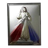 Valenti Italian Sterling Silver Religious Relief