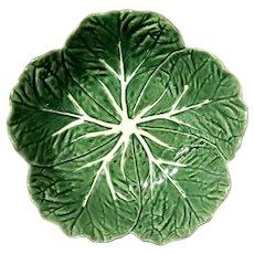 Large Bordallo Pinheiro Cabbage Bowl