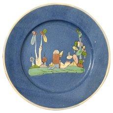 Mexican Tlaquepaque Pottery Plate