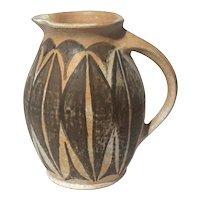 Mid-Century Modern Art Pottery Pitcher