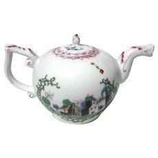 Victoria & Albert Museum Hochst Porcelain Teapot