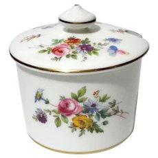 Minton Marlow Bone China Jam Jar