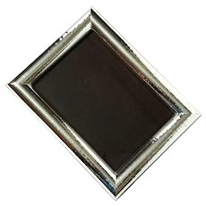 Christian Dior Silverplate Picture Frame