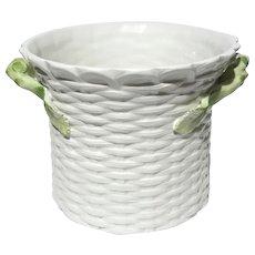 Tiffany & Co Faience Pottery Jardiniere