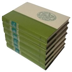 Set Of Six Louisa May Alcott Books